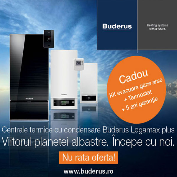 Promotie Centrala Buderus